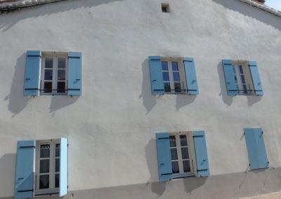 volets logements sociaux la Motte chalancon