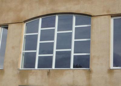 Fenêtres à l'école de vinsobres